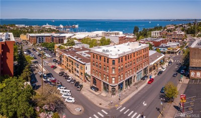 Bellingham Condo/Townhouse For Sale: 1314 12th St #401