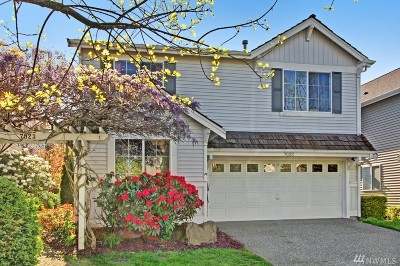 North Bend, Snoqualmie Single Family Home For Sale: 7023 Autumn Ave SE