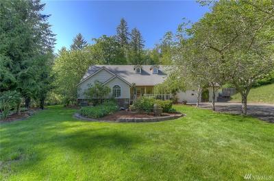 Thurston County Single Family Home For Sale: 11707 66th Lane SE