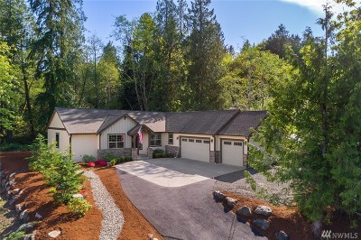 Gig Harbor Single Family Home For Sale: 6902 Silver Springs Dr NW