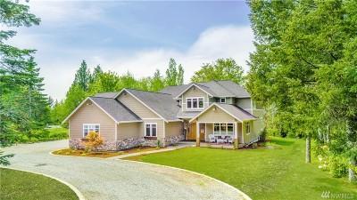 Thurston County Single Family Home For Sale: 5009 Cushman Rd NE