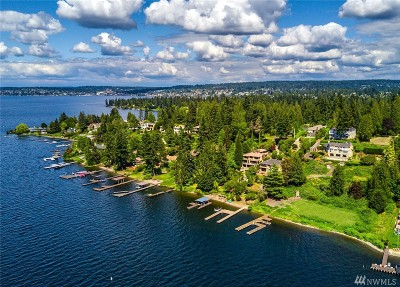 Medina Residential Lots & Land For Sale: 3315 Evergreen Point Rd