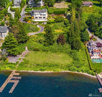 Medina Residential Lots & Land For Sale: 33 Evergreen Point Rd