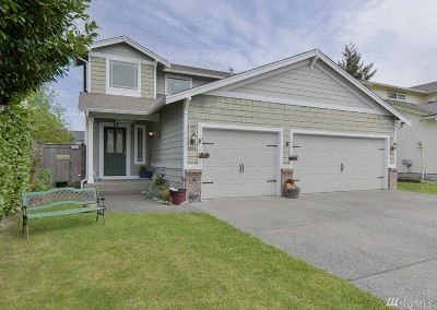 Spanaway Single Family Home For Sale: 7907 206th St Ct E