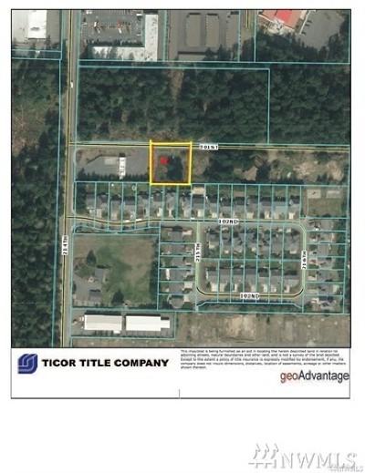 Bonney Lake Residential Lots & Land For Sale: 21416 101st St E