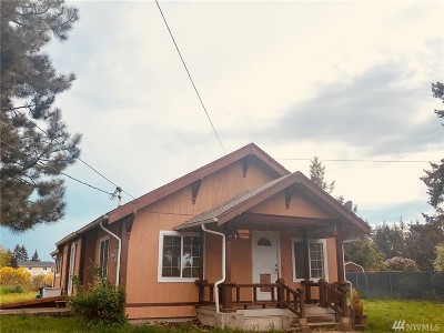Tacoma Single Family Home For Sale: 1026 108th St S