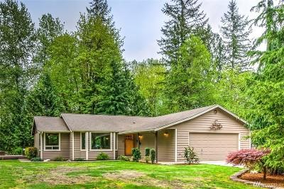 Lake Stevens Single Family Home Contingent: 15321 84th St NE