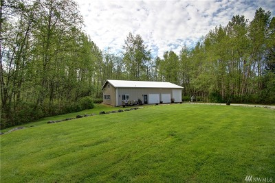 Sedro Woolley Single Family Home Sold: 7107 Hayes Lane