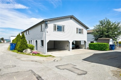 Anacortes Condo/Townhouse For Sale: 907 27th St #3
