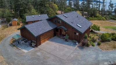 Anacortes Single Family Home Sold: 6069 Central Ave