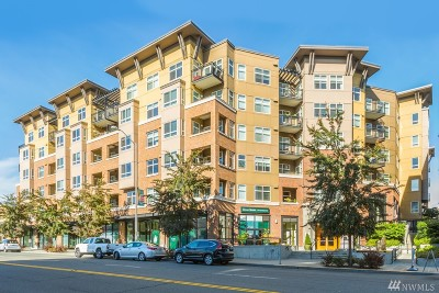 Condo/Townhouse Sold: 5450 Leary Ave NW #645