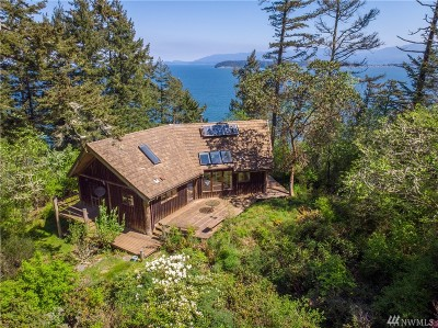 Anacortes Single Family Home For Sale: 6500 Square Harbor Lane