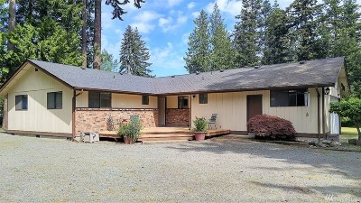 Anacortes Single Family Home Sold: 6852 Gibralter Place