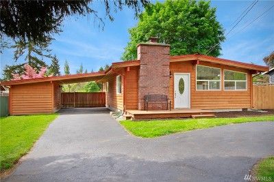 Bothell Single Family Home For Sale: 28 224th St SW