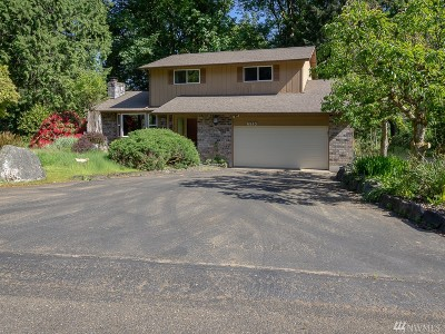 Gig Harbor Single Family Home For Sale: 6915 Silver Springs Dr NW