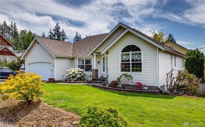 Bellingham Single Family Home For Sale: 4800 E Oregon St