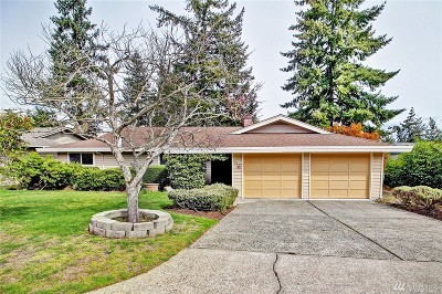 King County Single Family Home For Sale: 206 174th NE