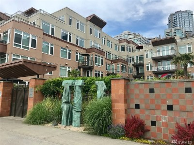 Condo/Townhouse For Sale: 2000 Alaskan Wy #354