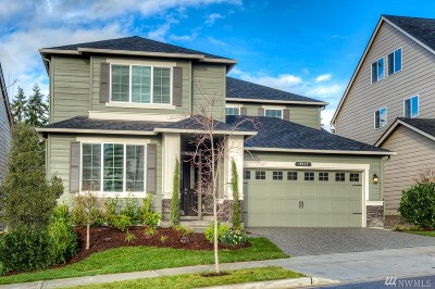 Woodinville Single Family Home For Sale: 15132 126th Ave NE #93
