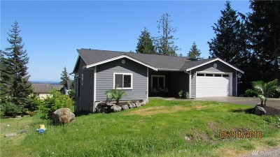 Port Ludlow WA Single Family Home For Sale: $455,000