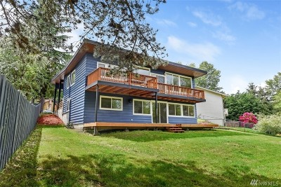Bellevue Single Family Home For Sale: 1406 153 Place SE