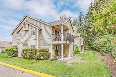 Federal Way Condo/Townhouse For Sale: 1847 S 286th Lane #U-204