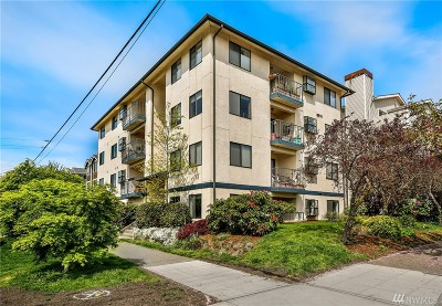 Condo/Townhouse Sold: 1400 NW 60th St #101