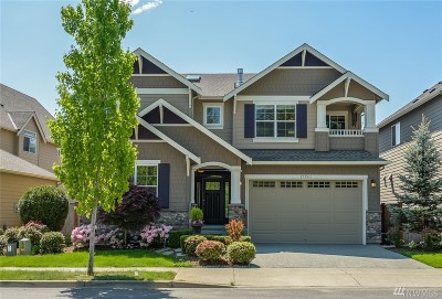 Sammamish Single Family Home For Sale: 27261 SE 13th St