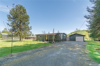 Onalaska Single Family Home For Sale: 578 Shanklin Rd