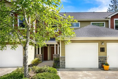 Sammamish Condo/Townhouse For Sale: 4317 Issaquah-Pine Lake Rd SE #309