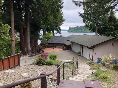 Port Ludlow WA Single Family Home For Sale: $829,900
