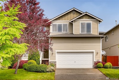 Covington Single Family Home For Sale: 16010 SE 253rd Place