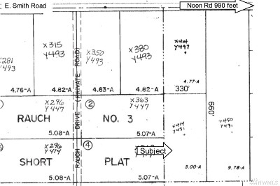 Residential Lots & Land For Sale: E Smith Rd