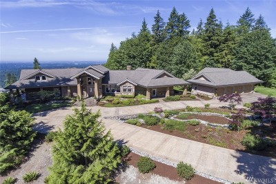 Issaquah Single Family Home For Sale: 11323 206th Place SE