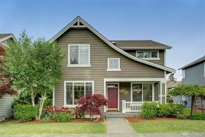 Snoqualmie Single Family Home For Sale: 7221 Thompson Ave SE