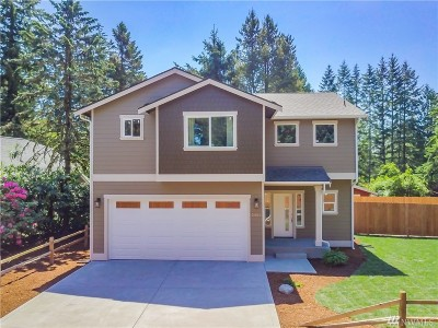 Port Orchard Single Family Home For Sale: 2451 Sidney Lane