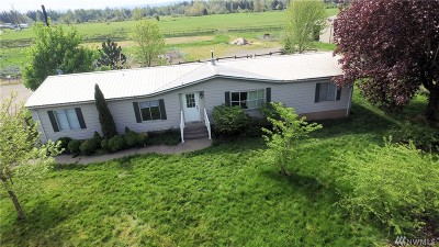 Yelm Single Family Home Pending: 13102 Vail Rd SE