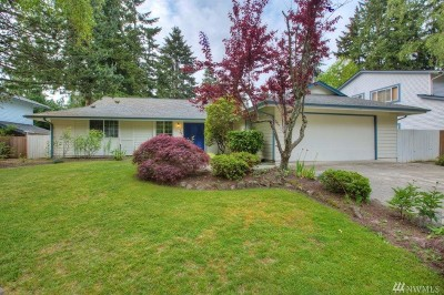 Federal Way Single Family Home For Sale: 32132 33rd Ave SW