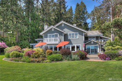 Gig Harbor Single Family Home For Sale: 9310 Driftwood Cove NW