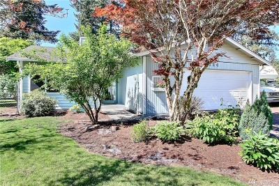 Puyallup Single Family Home For Sale: 16124 68th Av Ct E