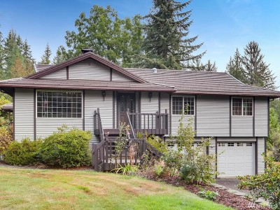 Maple Valley Single Family Home For Sale: 24612 SE 200th St
