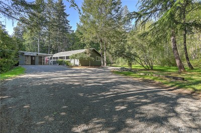 Gig Harbor Single Family Home For Sale: 7511 Rosedale St NW