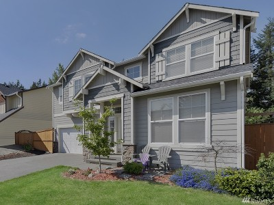 Maple Valley Single Family Home For Sale: 22524 SE 286th St