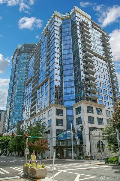 Condo/Townhouse Sold: 2033 2nd Ave #1004