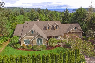 Port Ludlow Single Family Home Contingent: 102 Edgewood Dr