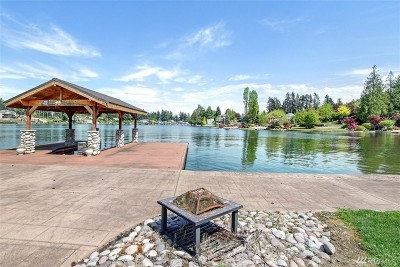 Lake Tapps Single Family Home Contingent: 2021 Sumner Tapps Hwy E