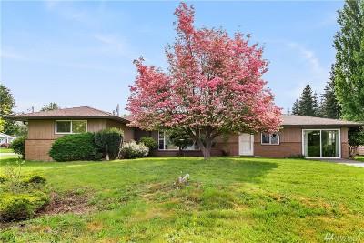 Renton Single Family Home For Sale: 11405 SE 182nd Street