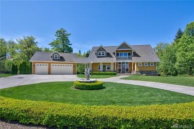 Port Orchard Single Family Home For Sale: 5290 Crane Ave E