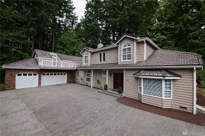 Lynnwood Single Family Home For Sale: 16610 60th Ave W