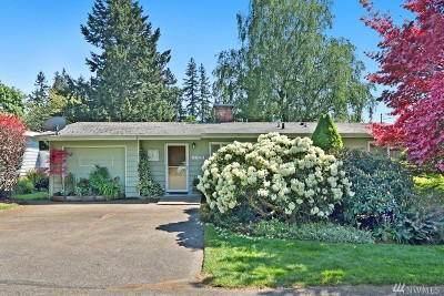 SeaTac Single Family Home For Sale: 3041 S 201st St